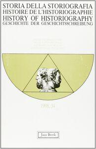 Foto Cover di Storia della storiografia. Vol. 34, Libro di  edito da Jaca Book
