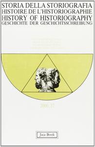 Storia della storiografia. Vol. 37