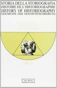 Libro Storia della storiografia. Vol. 37