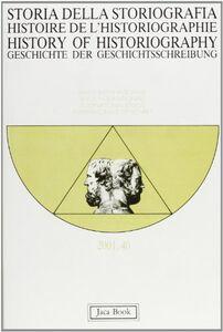 Libro Storia della storiografia. Vol. 40