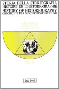 Libro Storia della storiografia. Vol. 56