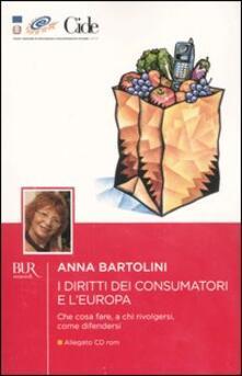 I diritti dei consumatori e lEuropa. Con CD-ROM.pdf