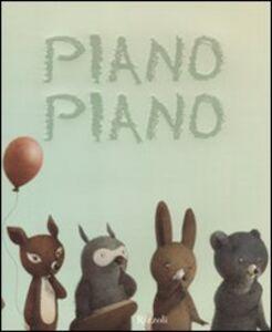 Libro Piano piano Deborah Underwood , Renata Liwska