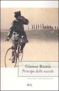 Libro Principe delle nuvole Gianni Riotta