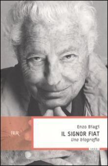 Antondemarirreguera.es Il signor Fiat. Una biografia Image