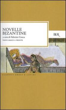 Novelle bizantine. Testo greco a fronte.pdf
