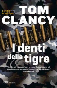 Libro I denti della tigre Tom Clancy