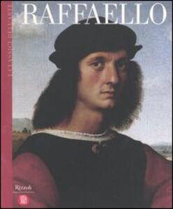 Foto Cover di Raffaello, Libro di  edito da Rizzoli