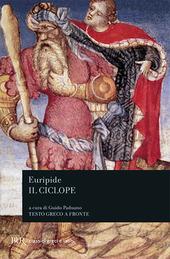 Il ciclope. Testo greco a fronte