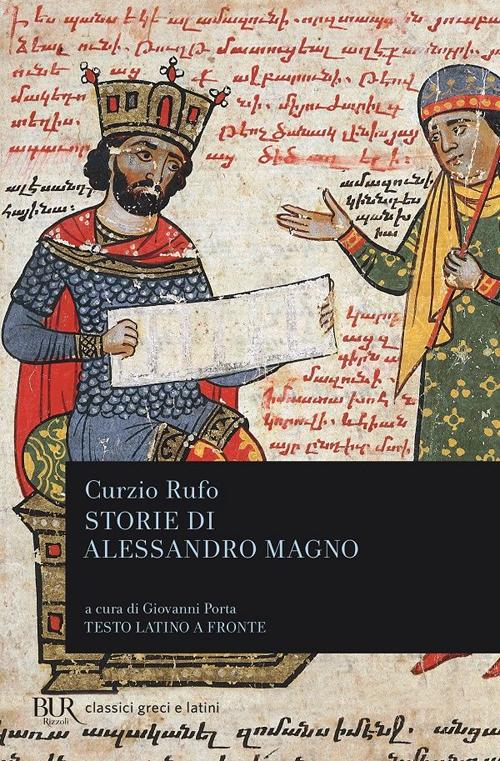 Storie di Alessandro Magno....