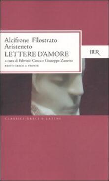 Lettere damore. Testo greco a fronte.pdf