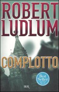 Libro Complotto Robert Ludlum