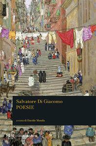 Libro Poesie Salvatore Di Giacomo