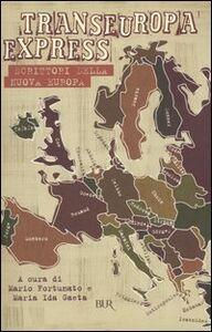 Libro TransEuropaExpress. Scrittori della nuova Europa