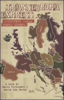 Radiospeed.it TransEuropaExpress. Scrittori della nuova Europa Image