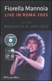 Live in Roma 2005. Con DVD