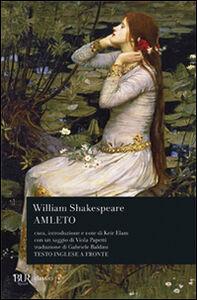 Libro Amleto. Testo inglese a fronte William Shakespeare