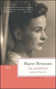 Libro La visitatrice Maeve Brennan