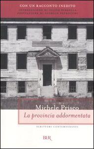 Foto Cover di La provincia addormentata. Con un racconto inedito, Libro di Michele Prisco, edito da BUR Biblioteca Univ. Rizzoli