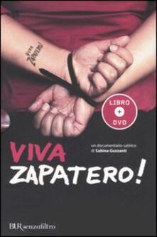 Squillogame.it Viva Zapatero! Con DVD Image