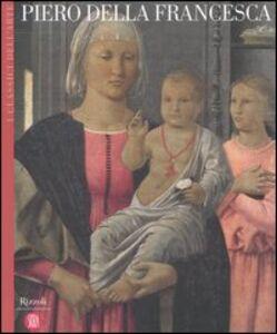 Foto Cover di Piero della Francesca, Libro di  edito da Rizzoli