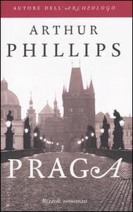Libro Praga Arthur Phillips
