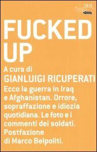 Libro Fucked up