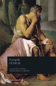 Camfeed.it Le Fenicie. Testo greco a fronte Image
