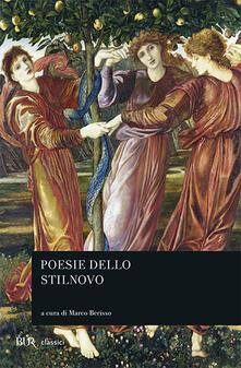 Capturtokyoedition.it Poesie dello Stilnovo Image