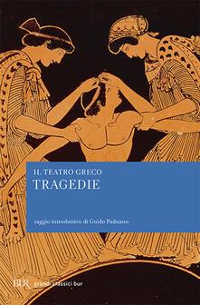 Winniearcher.com Il teatro greco. Tragedie Image