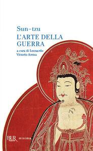 Libro L' arte della guerra Sun Tzu