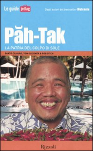 Libro Pah-Tak Santo Cilauro , Tom Gleisner , Rob Sitch