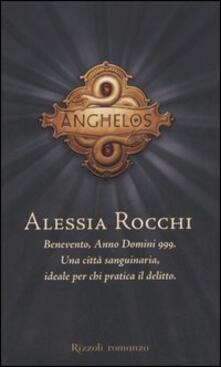 Ánghelos - Alessia Rocchi - copertina