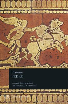 Ilmeglio-delweb.it Fedro. Testo greco a fronte Image
