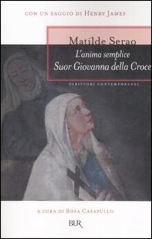 L anima semplice Suor Giovanna della Croce.pdf