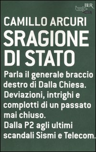 Libro Sragione di Stato Camillo Arcuri