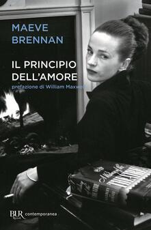 Il principio dell'amore - Maeve Brennan - copertina