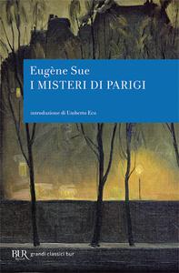 Libro I misteri di Parigi Eugène Sue