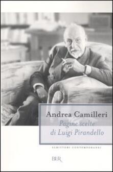 Camfeed.it Pagine scelte di Luigi Pirandello Image