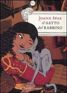 Il gatto del rabbino - Joann Sfar - copertina
