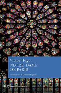 Notre-Dame de Paris - Victor Hugo - copertina