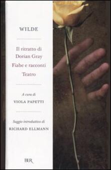 Il ritratto di Dorian Gray-Fiabe e racconti-Teatro.pdf