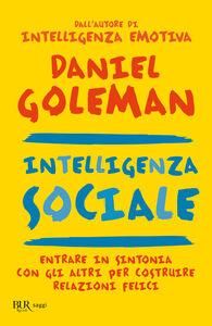 Libro Intelligenza sociale Daniel Goleman