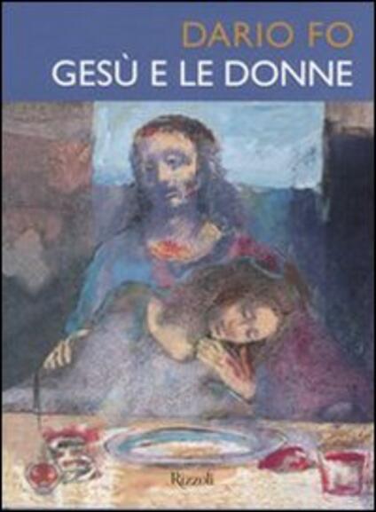 Gesù e le donne - Dario Fo - copertina
