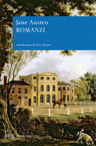 Libro Romanzi Jane Austen
