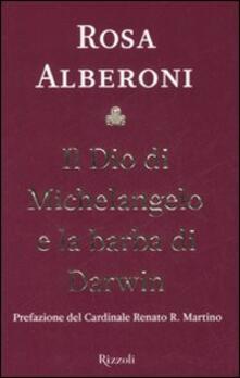 Recuperandoiltempo.it Il Dio di Michelangelo e la barba di Darwin Image