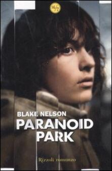 Writersfactory.it Paranoid Park Image
