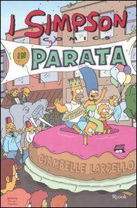 In parata. Simpson comics