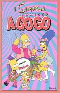 A gogo. Simpson comics