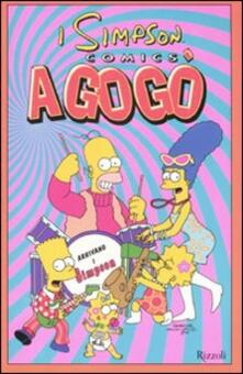 Camfeed.it A gogo. Simpson comics Image